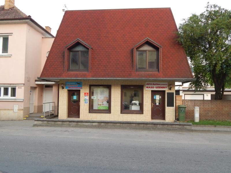 Prodejna masa Černá Hora