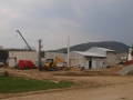 Stavba Bioplynové stanice - 2013